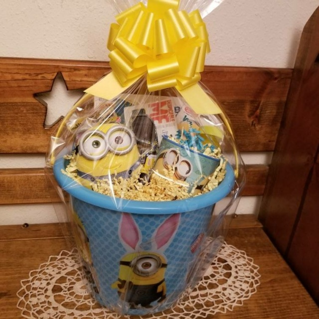 Minion Basket, Jumbo